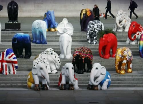 Have You Herd? Anantara's Elephant Parade Bangkok is Coming to Town!