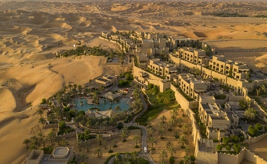 Qasr Al Sarab Desert Resort by Anantara Celebrates its 10th Anniversary with Captivating New Guest Experiences