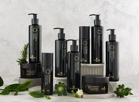 Anantara Spa Reformulates Luxury Skincare Range Using 100% Natural Ingredients and Chemical Free Products