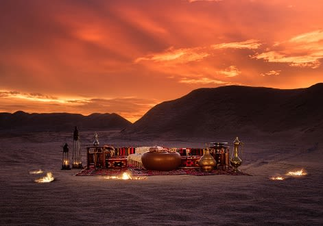 Discover an Immersive Luxury Resort in Tunisia's Sahara Desert at Anantara Tozeur Resort