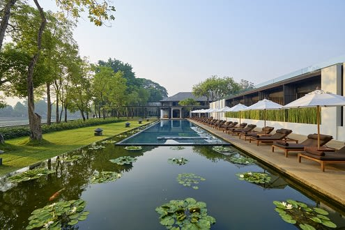 Anantara Celebrates New Chiang Mai and Hua Hin  Air Route with Air Asia