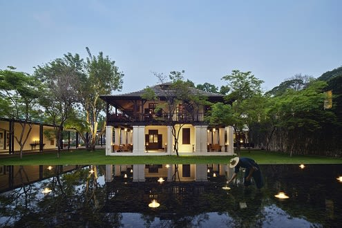Award Winning Anantara Chiang Mai Resort Offers the Ultimate Thai Resident Escape