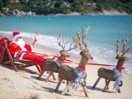 Koh Samui for Christmas and New Year