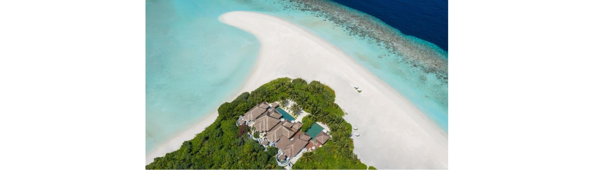 Anantara Kihavah Maldives Villas Three Bedroom Beach Villa