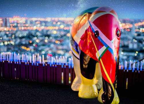 Have You Herd? Anantara's Elephant Parade Has Arrived in Bangkok!
