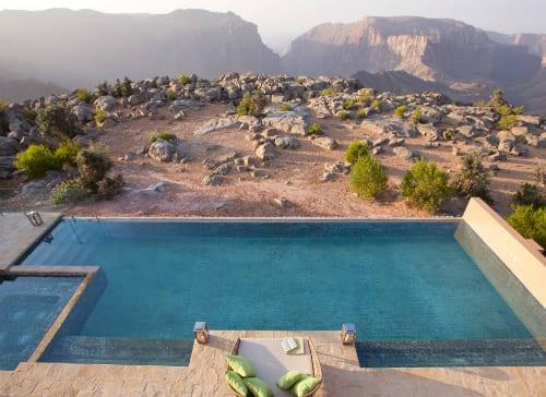Anantara to Launch the Middle East's Highest Five-Star Resort,  Anantara Al Jabal Al Akhdar Resort