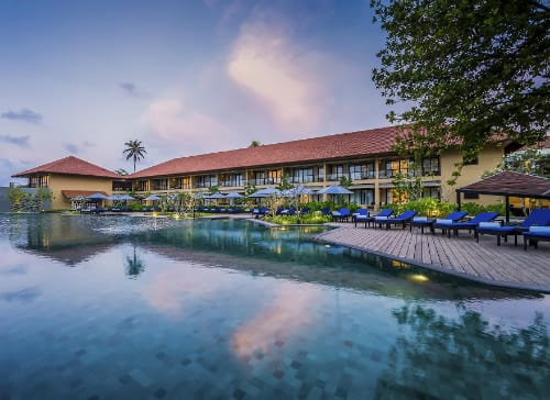 Discover Anantara Kalutara Resort. Experience Luxury Beach and Lagoon Hospitality in Sri Lanka