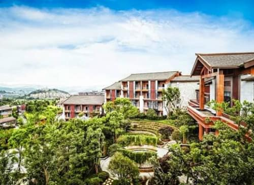 Anantara Opens the First Luxury International Resort in China's Forest City of Guiyang