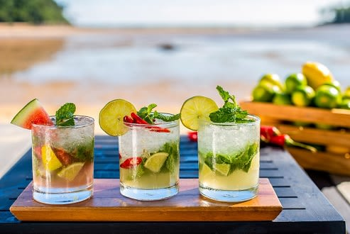 The Mojito Factory Pops up on Phuket Layan Beach
