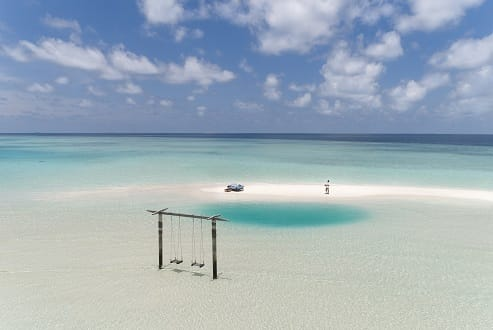 Naladhu Private Island Maldives - An Island Paradise Exclusively Yours