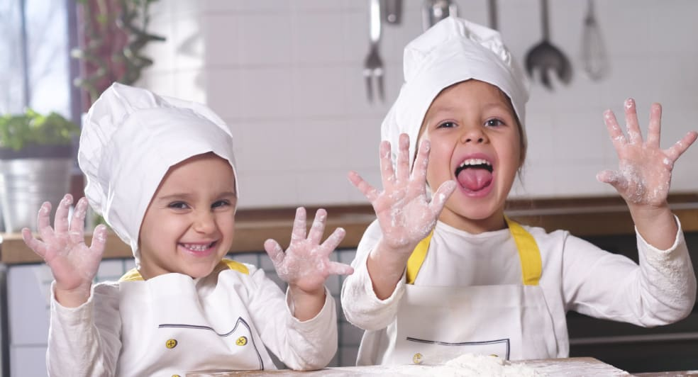 Kids Cooking Class in Abu Dhabi