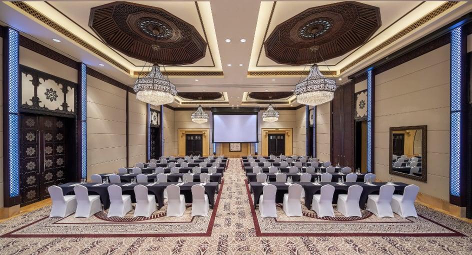 Event Venue Setup in Abu Dhabi