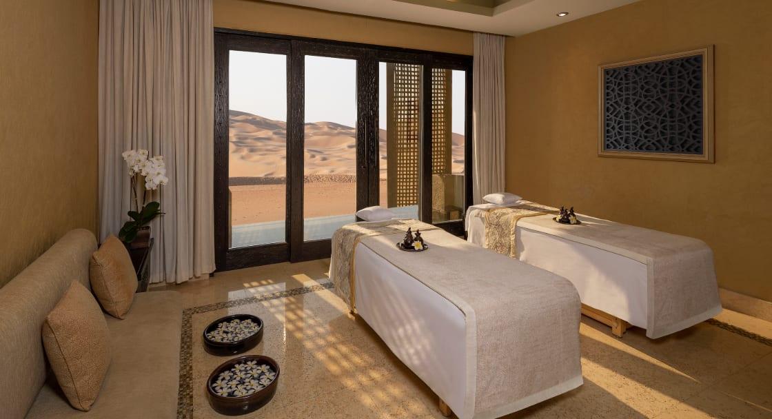Anantara Abu Dhabi Spa Treatment Room