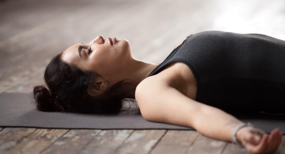 Reflective Uplift Nidra Meditation Abu Dhabi