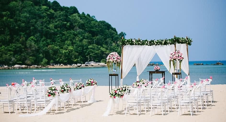 cbda5492b0 Phuket Beach Wedding Package | Layan Beach Wedding