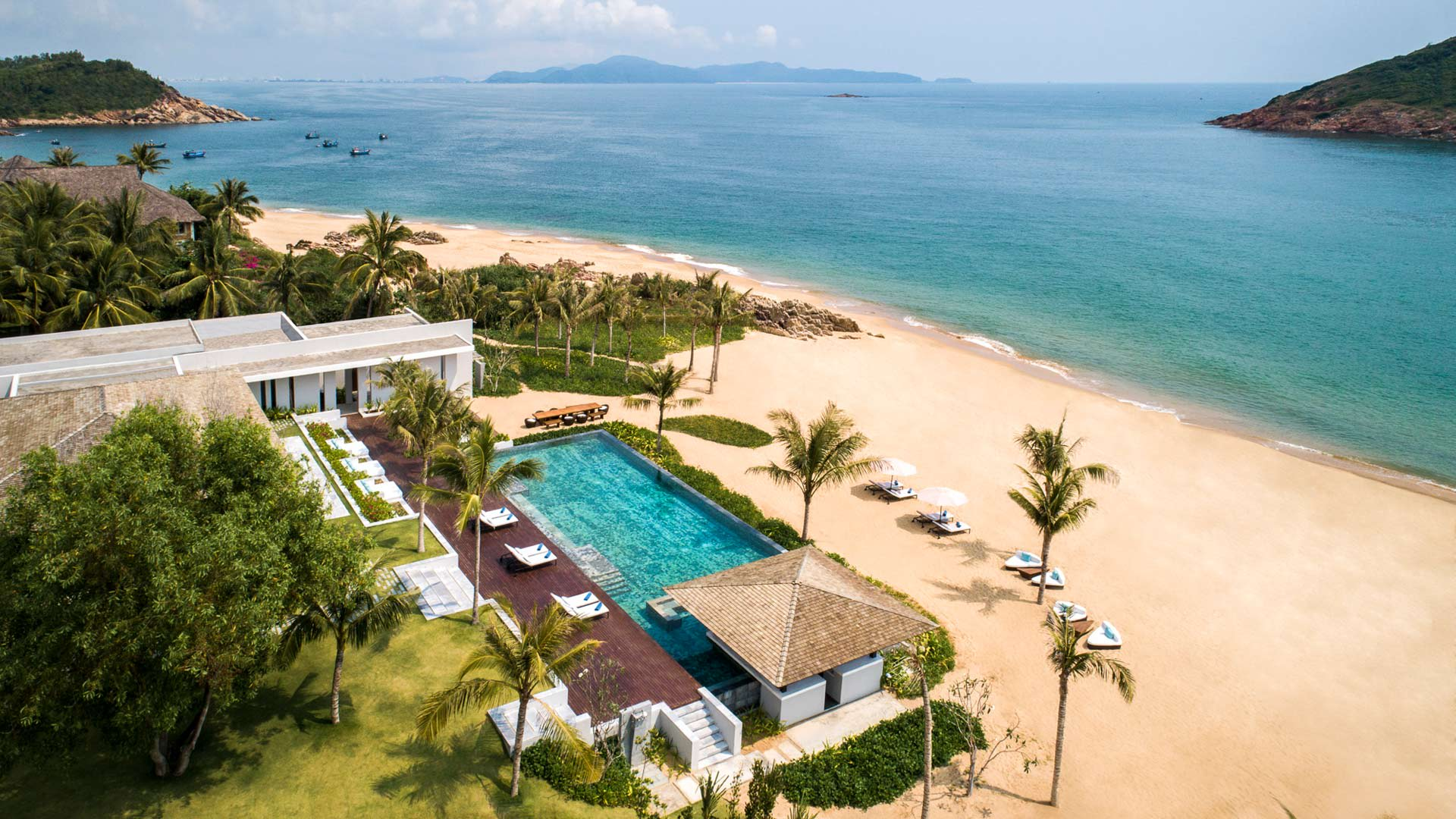 Image result for Anantara Quy Nhon Villas