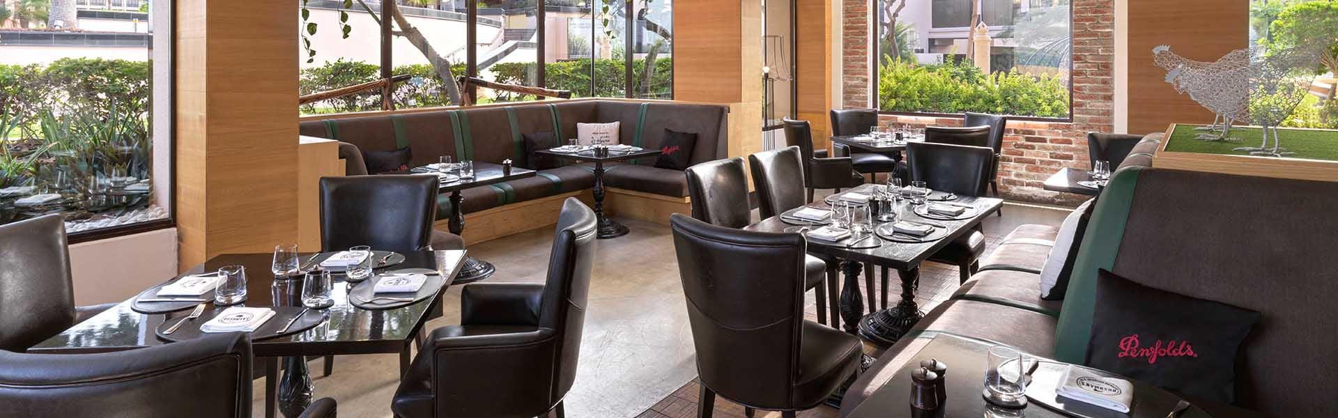 Aussie Outback In A Palm Jumeirah Restaurant