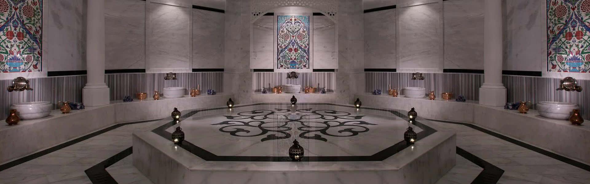 Turkish Hammam Dubai | Anantara The Palm Dubai | Spa Hotels Dubai