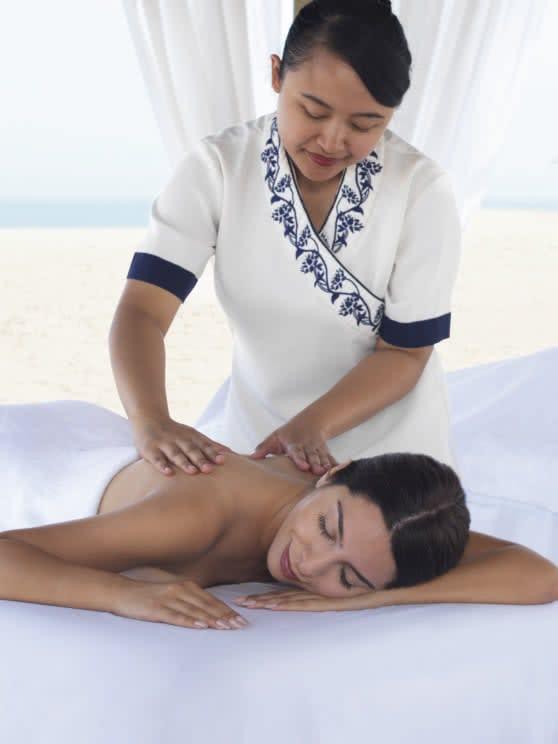 Abu Dhabi Spa Resort | Anantara Spa | Sir Bani Yas Island Resorts