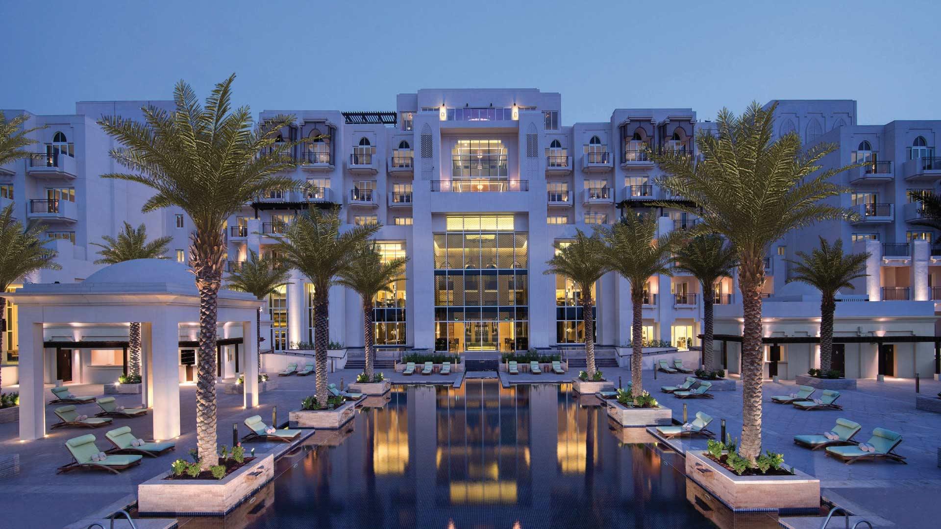 5 Sterne Hotels In Abu Dhabi Eastern Mangroves Hotel Amp Spa By