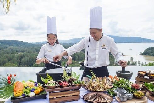 Mini Hoteliers in the making at Anantara Layan Phuket Resort
