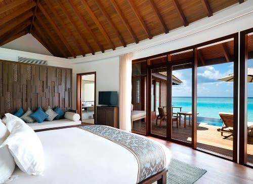 Anantara Dhigu Maldives Invites Guests To Experience The Newly Renovated Over Water Suites