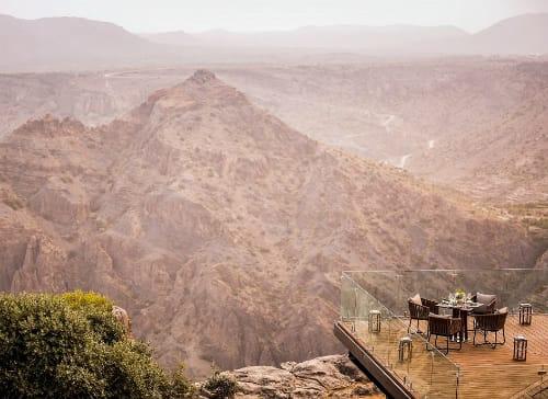 Anantara Al Jabal Al Akhdar Opens in Oman