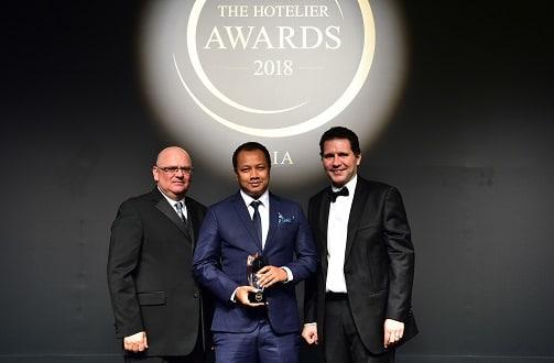 Anantara Lawana Koh Samui Resort's Executive Chef Wins Chef Hotelier of the Year 2018