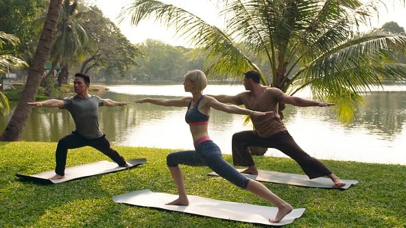 Morning Wellness  At Siam:  Rise and Shine With Anantara Siam's Ultimate Holistic Adventure