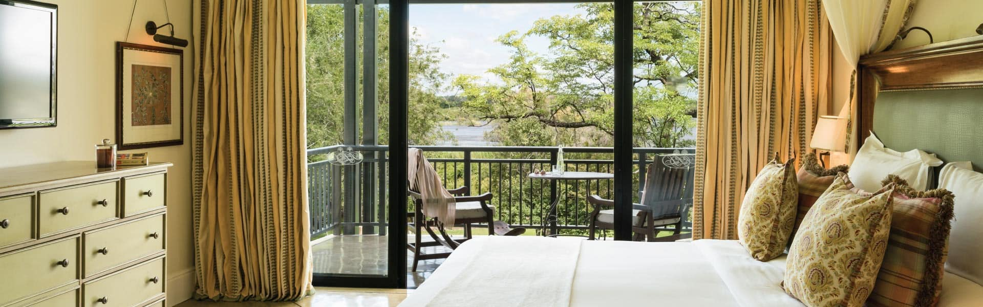 Livingstone Hotel | Official Site Royal Livingstone Victoria Falls