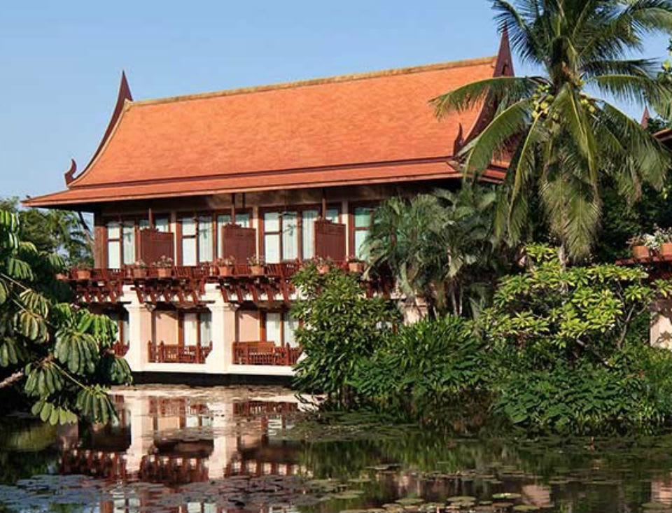 Anantara Hua Hin Shines Twice in the Condé Nast Traveler Readers' Choice Awards 2017